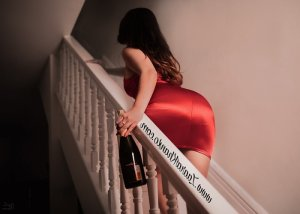 Anna escort girl in Pinecrest